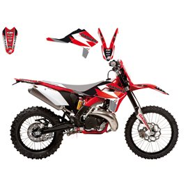 BLACKBIRD SADA POLEPŮ GAS GAS EC 125/250/300 '12-'15, ECF 250/300/450 '14-'15 DREAM 3