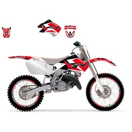 BLACKBIRD SADA POLEPŮ HONDA CR 125 '98-'99, CR 250 '97-'99 (15) DREAM 3