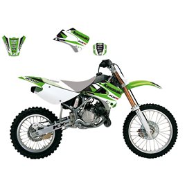 BLACKBIRD SADA POLEPŮ KAWASAKI KX 85 '01-'13 DREAM 3