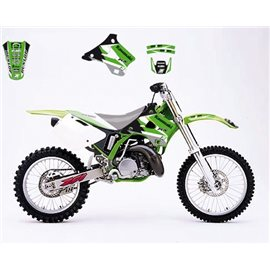 BLACKBIRD SADA POLEPŮ KAWASAKI KX125/250 '94-'98 (15) DREAM 3