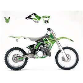 BLACKBIRD SADA POLEPŮ KAWASAKI KX125/250 '99-'02 (15) DREAM 3