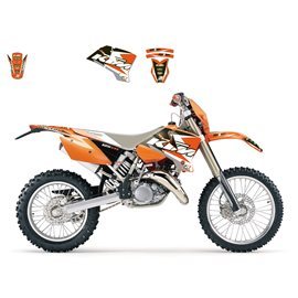 BLACKBIRD SADA POLEPŮ KTM EXC '03-'04, SX '01-'04 (15) DREAM 3