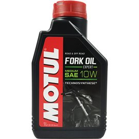 Motul Fork Oil Medium Expert 10W, 1L