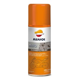 Repsol Moto Cleaner & Polish 400ml - čistič ve spreji
