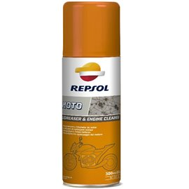 Repsol Moto Degreaser & Engine Cleaner 400ml - čistič motoru