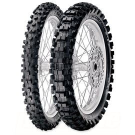 PIRELLI 125/80-19 SCORPION SX NHS 63M, DOT 44/2011 DO 01/2012 (1993500)